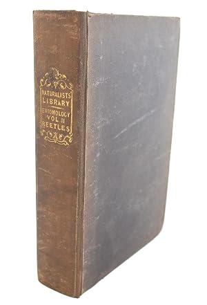 The Natural History of Beetles; Naturalist's Library,Entomology: James Duncan, Sir