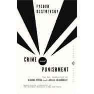 Crime and Punishment: Dostoevsky, Fyodor