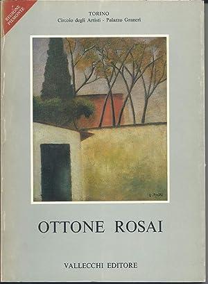 OTTONE ROSAI - Opere dal 1911 al: Santini Pier Carlo