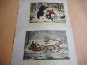 15 Loose Colour Prints/Mr.Currier and Mr.Ives: Russel Crouse