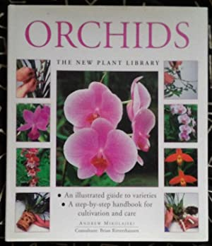 The New Plant Library - Orchids. Photography by Peter Anderson