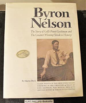 Byron Nelson (Signed Copy)