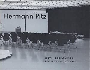 Bild des Verkäufers für Orte, Ereignisse. Lieux, Evenements. zum Verkauf von Antiquariat Querido - Frank Hermann
