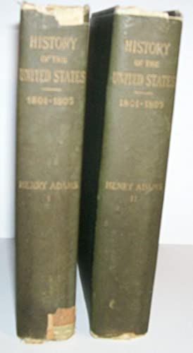History of the United States of America: Adams, Henry