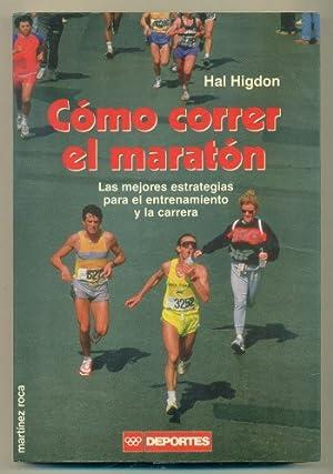 Imagen del vendedor de COMO CORRER EL MARATON a la venta por Ducable Libros