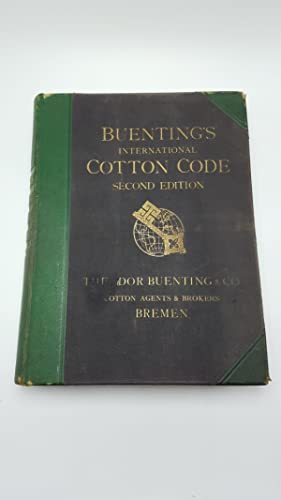 Buenting's International Cotton Code