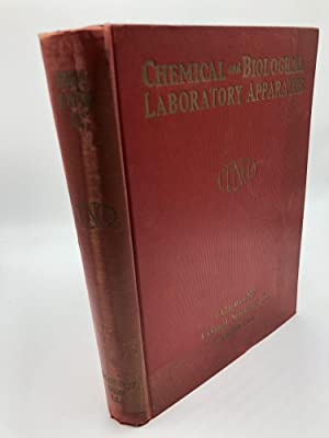 Chemical and Biological Laboratory Apparatus Catalog C-227: Central Scientific Co