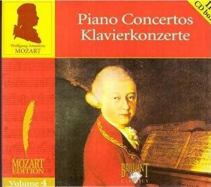 11 CD. Mozart. Piano Concertos / Klavierkonzerte: Mozart, Wolfgang Amadeus