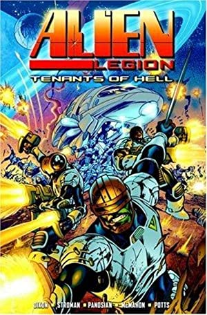 Alien Legion: Tenants of Hell (Alien Legion (Titan))
