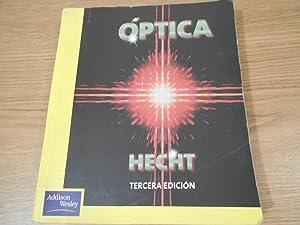 Optica. Traducción: Raffaello Dal Col. Revisión técnica: Hecht, Eugene