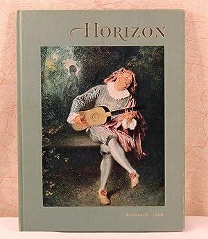 Horizon, A Magazine of the Arts: Summer: Davidson, Marshall B.