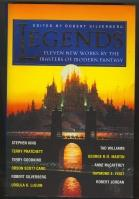 Legends (signed by various).: Silverberg, Robert (ed.)
