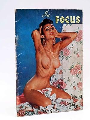 REVISTA PORNO VINTAGE IN FOCUS 13. (by: by Harrison Marks