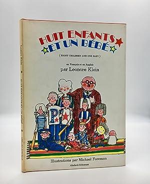 Huit Enfants et un Bebe: Leonore Klein, illustrated