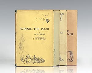 The Four Pooh Books: When We Were: Milne, A.A.; Illustrated