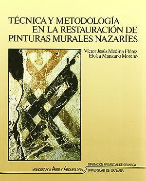 Técnica y metodología en la restauración de: Medina Flórez, Víctor