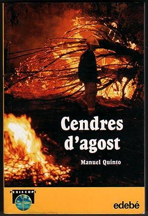 CENDRES D AGOST - MANUEL QUINTO -: MANUEL QUINTO