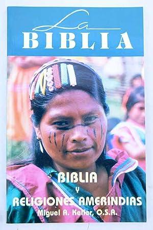 Biblia y religiones amerindias