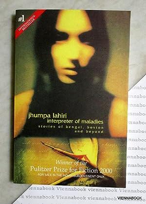 Interpreter of Maladies: Stories of Bengal, Boston: Jhumpa Lahiri