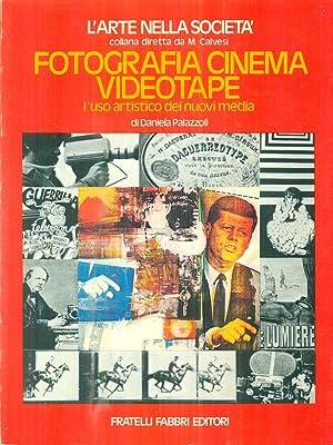 Fotografia Cinema Videotape: Palazzoli, Daniela