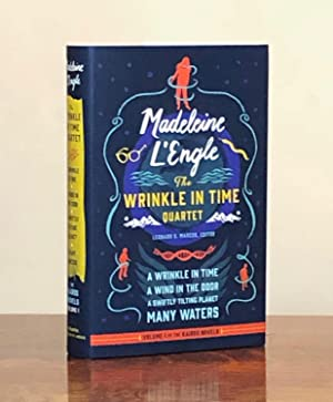 Madeleine L'Engle: The Wrinkle in Time Quartet: Madeleine L'Engle
