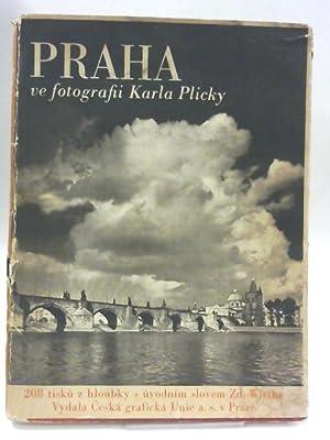 Praha ve Fotografii Karla Plicky: Karla Plicky
