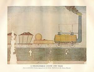 The Railways Centenary. A Retrospect: Davies, Randall