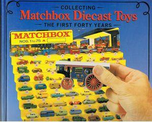 Collecting Matchbox Diecast Toys: The First Forty: McGimpsey, Kevin; Orr,