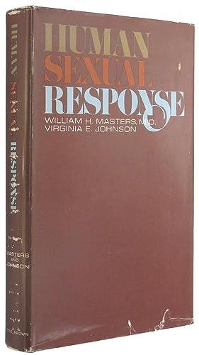 Human Sexual Response.: Masters, William H