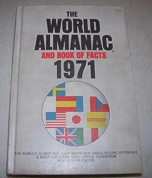 1971 Edition The World Almanac and Book: Long, Luman H.
