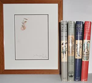 Bilbo's Last Song. SIGNED By Pauline Baynes: J.R.R. Tolkien/ Pauline