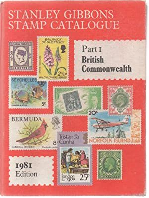 Stamp Catalogue. Part 1: British Commonwealth. Including post-independence issues of Ireland, Pak...