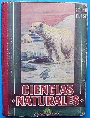 CIENCIAS NATURALES. SEGUNDO CURSO. POR EDELVIVES. EDITORIAL