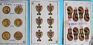 Imagen del vendedor de LOTE DE CROMOS. CROMOS SUELTOS; 3,00  . BARAJA. CARTAS. MONEDAS, BOXEO. CHOCOLATES AMATLLER. (Coleccionismo Papel/Cromos y Álbumes/Cromos) a la venta por EL SABER SÍ OCUPA LUGAR
