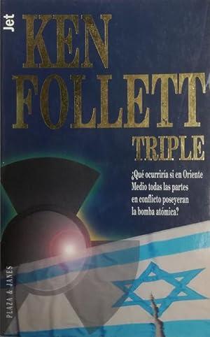 Triple. Traducción: Mirta Arlt: FOLLET, Ken