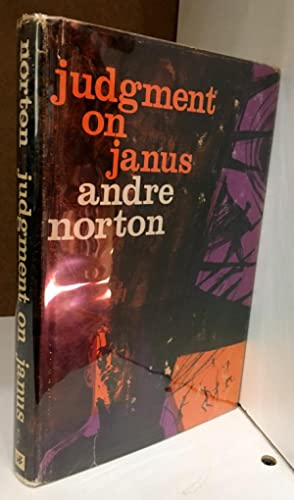 Judgment on Janus (First Edition) by Andre Norton
