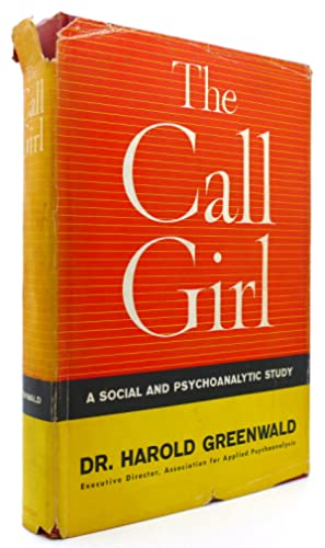 THE CALL GIRL: Dr. Harold Greenwald