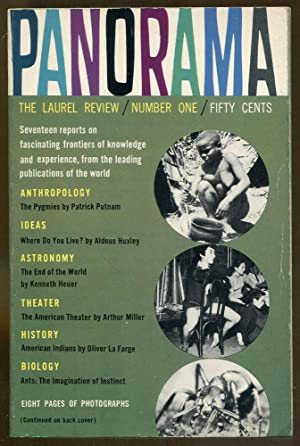Panorama: The Laurel Review Number One: Tannenbaum, R. F.