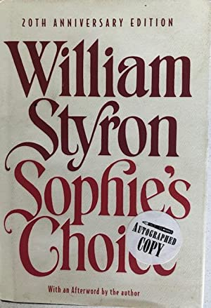 Sophie's Choice (Modern Library): William Styron