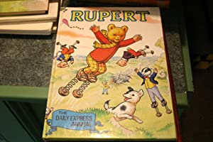 Rupert Annual 1983: Ian Robinson