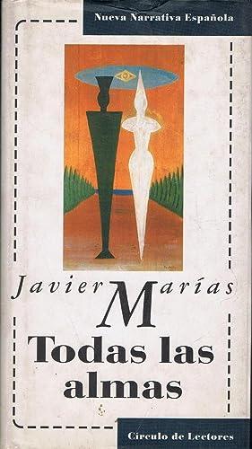 TODAS LAS ALMAS: Marías. Javier
