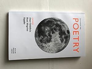 Poetry July/August 2016, Volume CCVIII, Number 4: Durs Grünbein, René