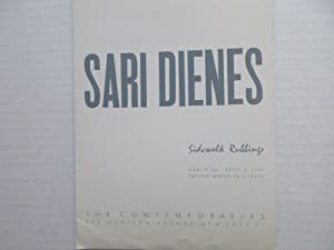 Sari Dienes: Sidewalk Rubbings