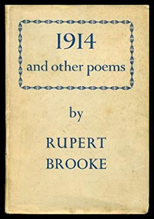 Seller image for 1914 - and Other Poems for sale by W. Fraser Sandercombe