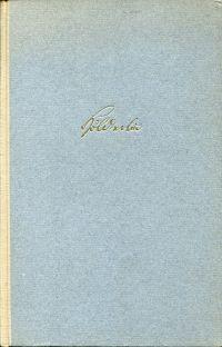 Bild des Verkäufers für Sämtliche Werke, Band 1: Gedichte bis 1800. [Stuttgarter Hölderlin-Ausgabe ; kleine Stuttgarter Ausgabe]. zum Verkauf von Bücher Eule