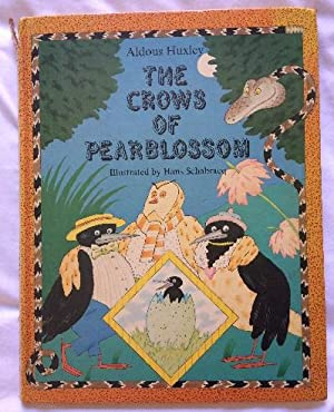 The Crows of Pearblossom: Huxley, Aldous