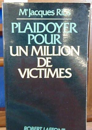 Plaidoyer pour un million de victimes: Ribs