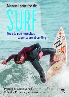 Imagen del vendedor de MANUAL PRACTICO DE SURF a la venta por Librería Luces