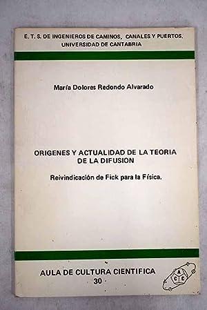 Orígenes y actualidad de la teoría de: Redondo Alvarado, María