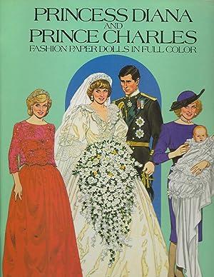 PRINCESS DIANA AND PRINCE CHARLES ~ Fashion: TIERNEY, Tom